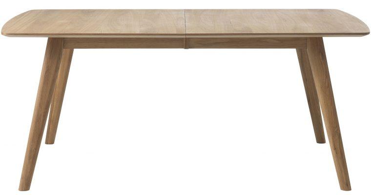 24Designs Sandved Verlengbare Eettafel – 150/195x90x75 – Eiken | 8720143241314