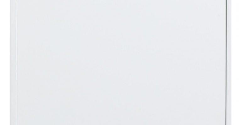 24Designs Schoenenkast Madra – L47 X B30 X H133.5 Cm – Wit   8719323473768
