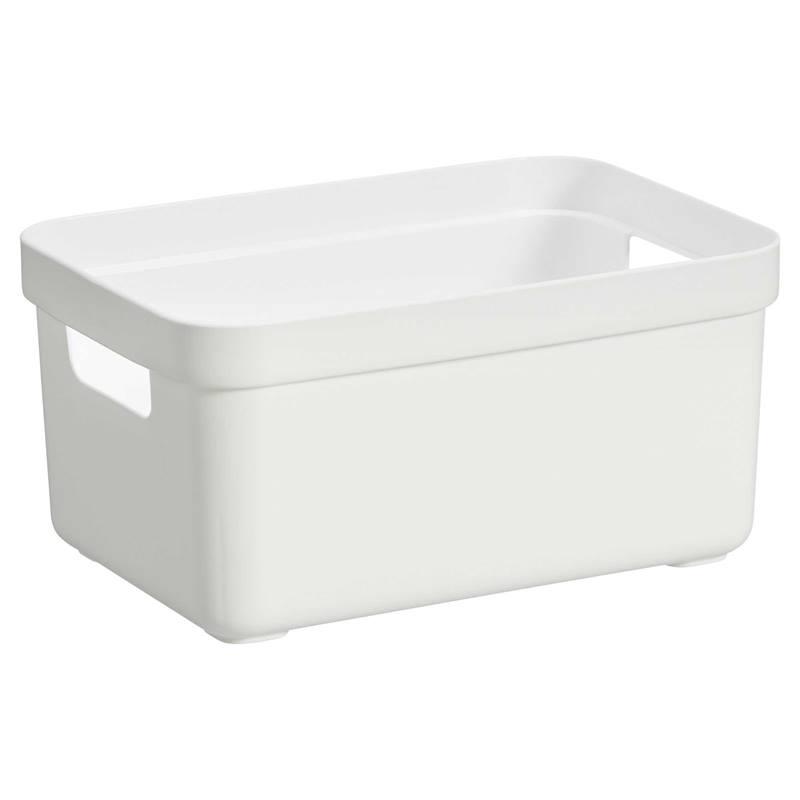 Opbergbox Sigma Wit 13 Liter
