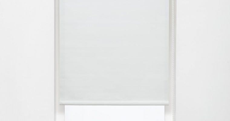 Rolgordijn Maaike Wit
