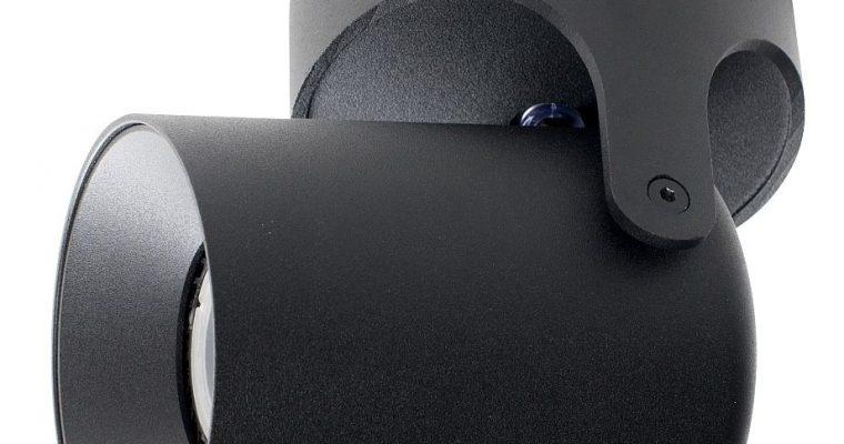 Zuiver Valon-1 Lichts Plafondspot Dim To Warm Dimbare LED – Zwart | 8718548046023