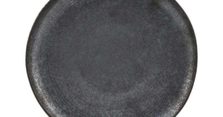 House Doctor Dinerbord Pion zwart 28,5cm | 206260205 | House Doctor