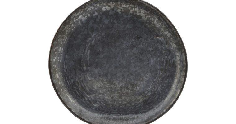 House Doctor Gebaksbordje Pion zwart 16,5cm | 206260203 | House Doctor