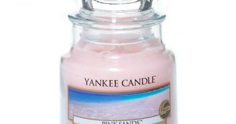 Yankee Candle Pink Sands Small Jar | 1205342E | Yankee Candle