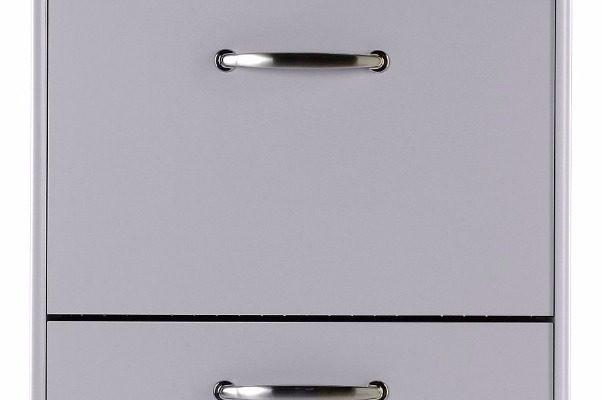Tenzo Schoenenkast Malibu 3-Deurs – B58 X D24 X H121 – Aluminium | 7394084032129