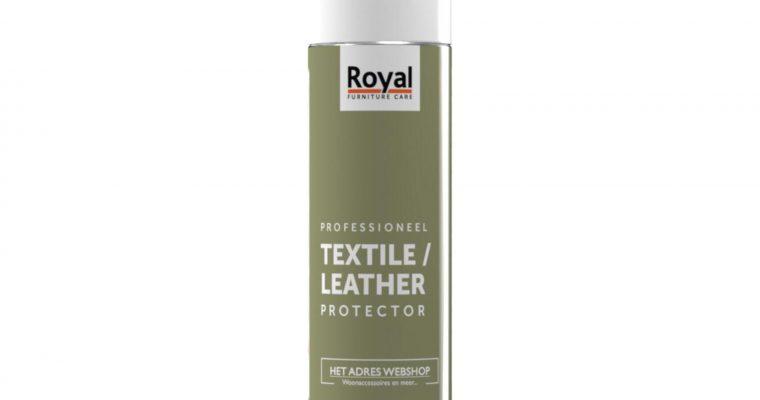 Oranje Furniture Care Textiel en leer beschermende impregneer spray professioneel 500ml | 121559 | Oranje Furniture Care