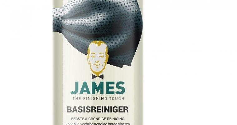 James Basisreiniger voor vloeren 1l   8101   James