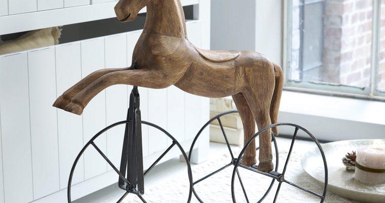 Decoratief paard Riaba   4250769295490   LOBERON