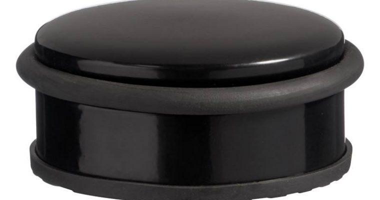 Deurstopper Zwart