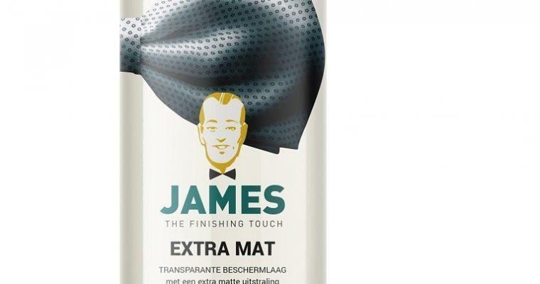 James Extra mat bescherming voor vloeren 1l | 8103 | James