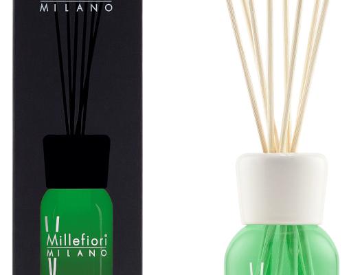 Millefiori Milano Geurstokjes 250ml Green Fig & Iris | 7DDGI | Millefiori Milano