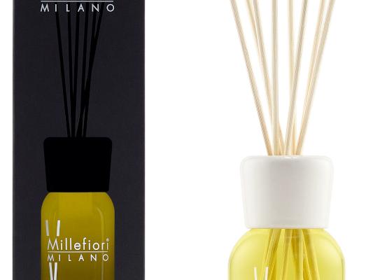 Millefiori Milano Geurstokjes 250ml Lemon Grass | 7DDLG | Millefiori Milano