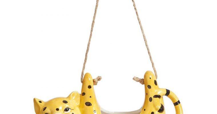 Hangpot Luipaard Geel