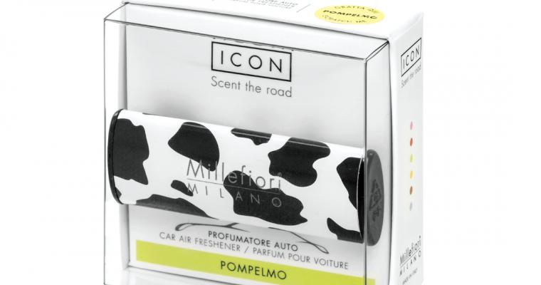 Millefiori Milano Icon car 22 Pompelmo – Animal autoparfum | 16CAR22 | Millefiori Milano