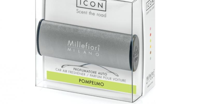 Millefiori Milano Icon car 55 Pompelmo – Metallo | 16CAR55 | Millefiori Milano