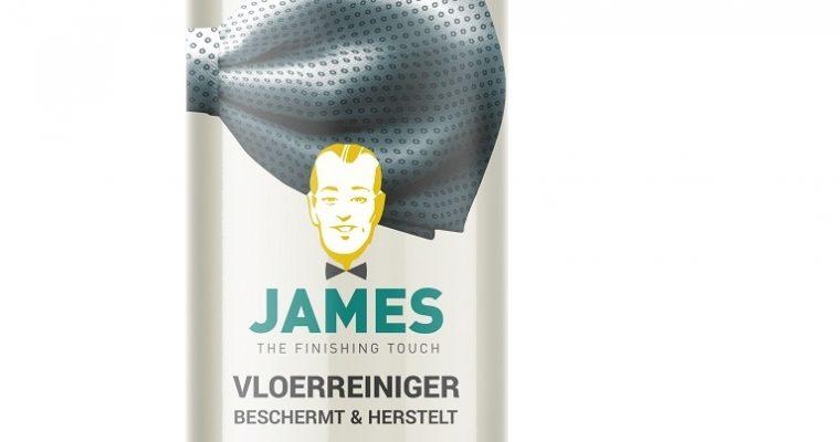James Laminaatreiniger beschermt & herstelt stap B   8105   James