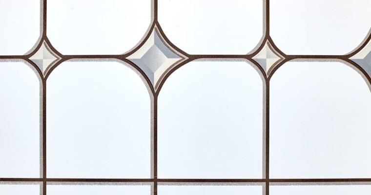Plakfolie Glas-in-lood