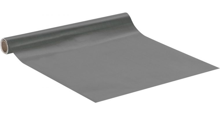 Plakfolie Uni Zilver
