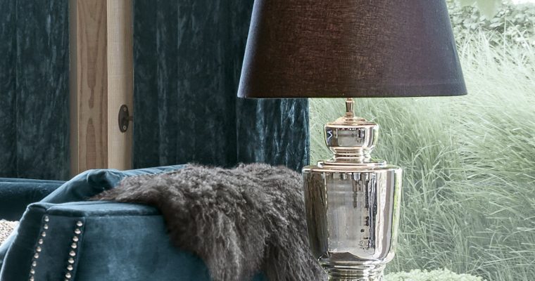 Tafellamp Taos   4250769201910   LOBERON
