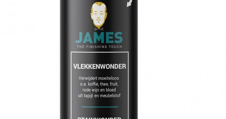 James Vlekkenwonder 250ml   2505   James