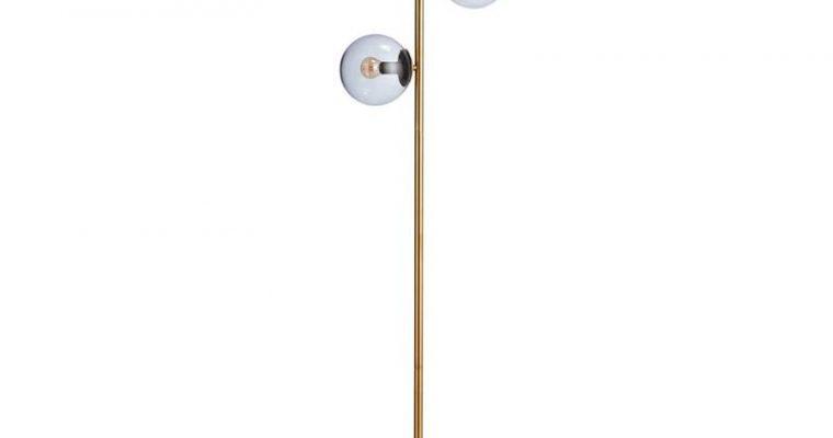 Vloerlamp Zimite Goud