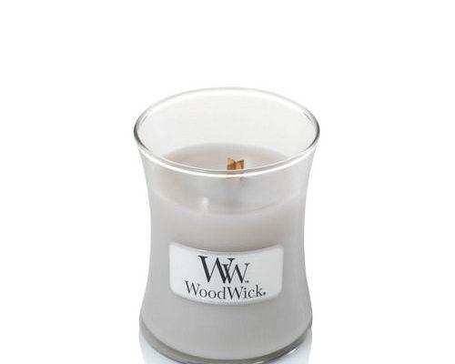 Woodwick Warm Wool Mini Candle   98052E   Woodwick