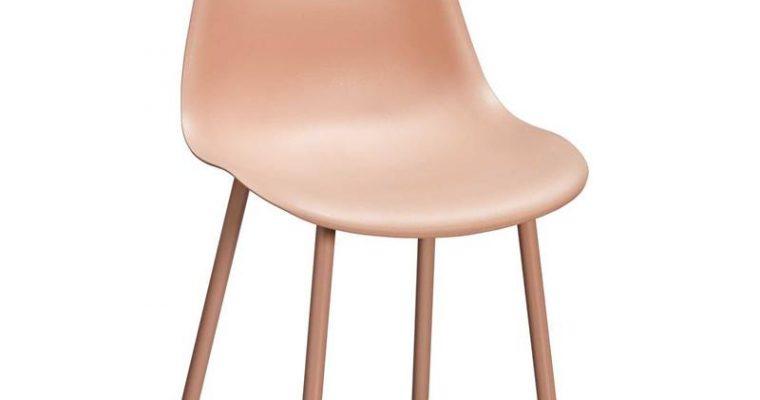 Kinderstoel Jip Roze