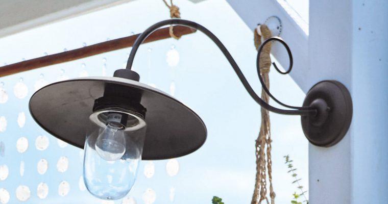 Wandlamp voor buiten Tiia | 4250769224148 | LOBERON