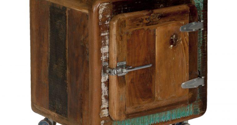 Artistiq Nachtkastje 'Fridge' met 1 deur | 4055195265907