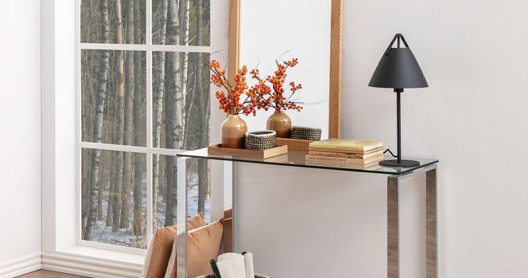 Bendt Glazen Sidetable 'Lone' | 5705994505627