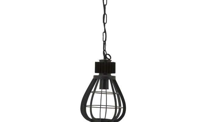 By-Boo Hanglamp 'Moonlight' small 22,5cm | 8719033749351