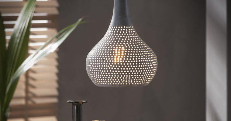 Hanglamp 'Judd' 1-lamps 25cm | 8713244081422