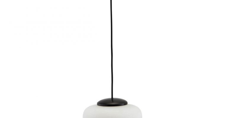 House Doctor Hanglamp Acorn wit 29cm | 203970140 | House Doctor