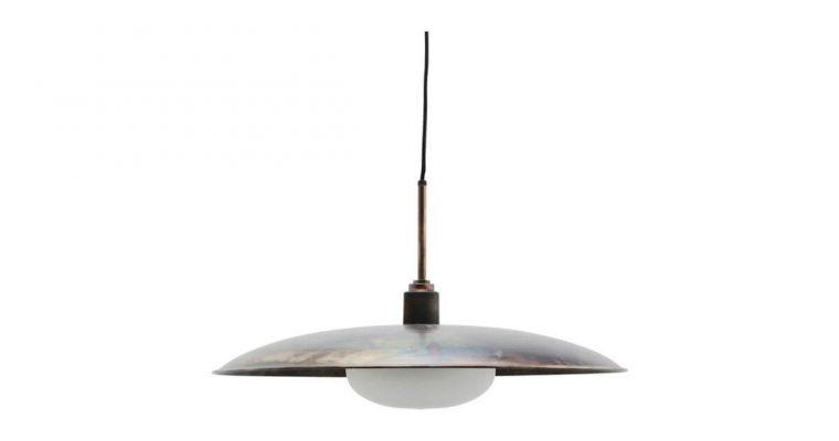 House Doctor Hanglamp Boston antiek bruin 60cm | 203660182 | House Doctor