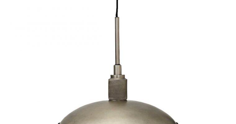 House Doctor Hanglamp Boston gunmetal 32cm | 203661717 | House Doctor