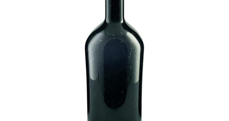 House Doctor Vaas Bottle donkerbruin 35cm   206340401   House Doctor