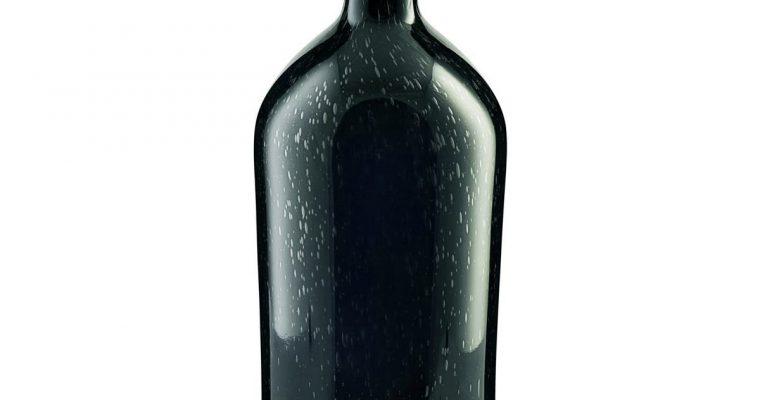 House Doctor Vaas Bottle donkerbruin 45cm   206340411   House Doctor