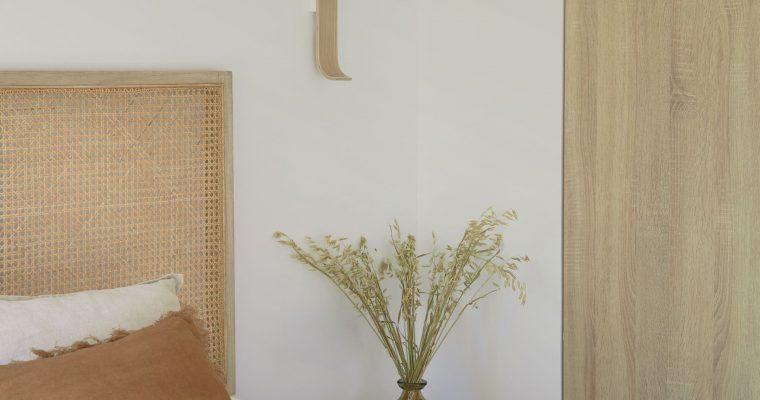 Kave Home Wandlamp 'Repcy' kleur Wit | 8433840403656