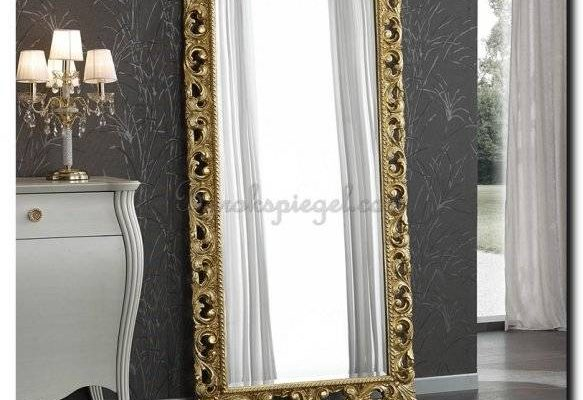 Luxe en zeer decoratieve spiegel Luciana | Barokspiegel.nl
