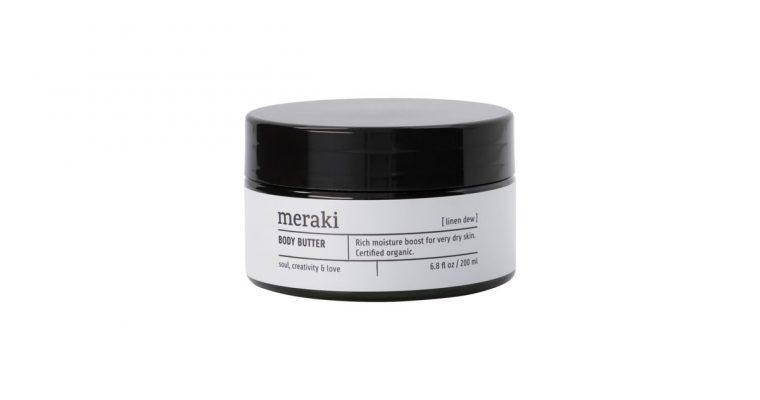 Meraki Body butter Linen Dew 200ml | 309770275 | Meraki