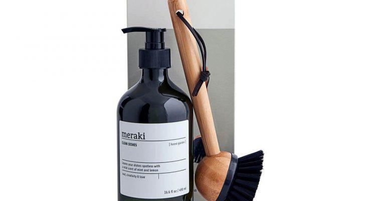Meraki Cadeauset Dish Wash Forest Garden   309779400   Meraki