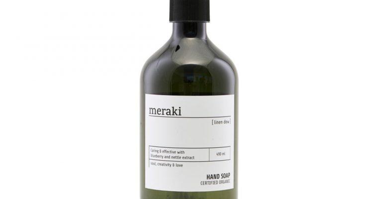 Meraki Handzeep Linen Dew 490ml | 309771110 | Meraki