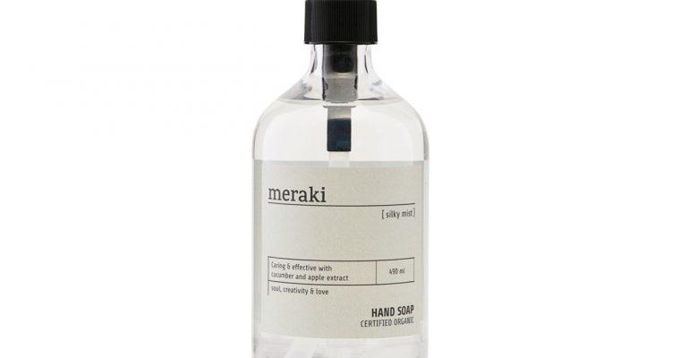 Meraki Handzeep Silky Mist 490ml | 309770112 | Meraki