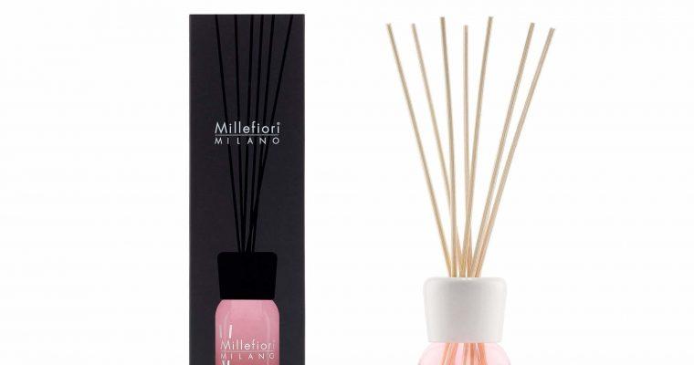 Millefiori Milano Geurstokjes 100ml Magnolia Blossom & Wood   7MDMW   Millefiori Milano