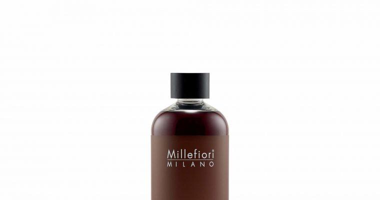 Millefiori Milano Navulling voor geurstokjes 250ml Sandalo Bergamotto   7REMSB   Millefiori Milano