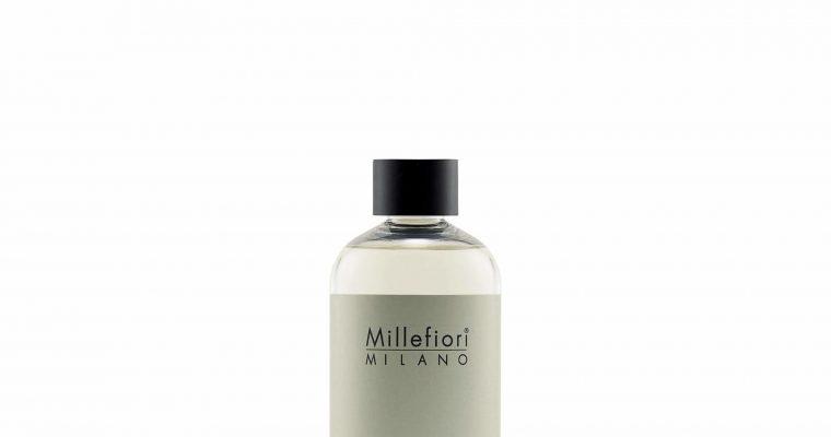 Millefiori Milano Navulling voor geurstokjes 250ml White Musk   7REMMB   Millefiori Milano