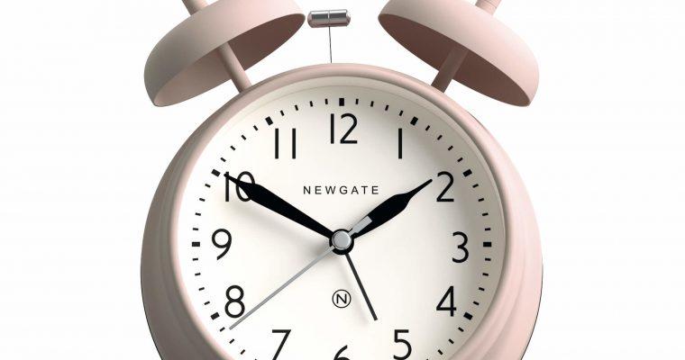 Newgate Covent Garden wekker roze | CGAM587BPK | Newgate