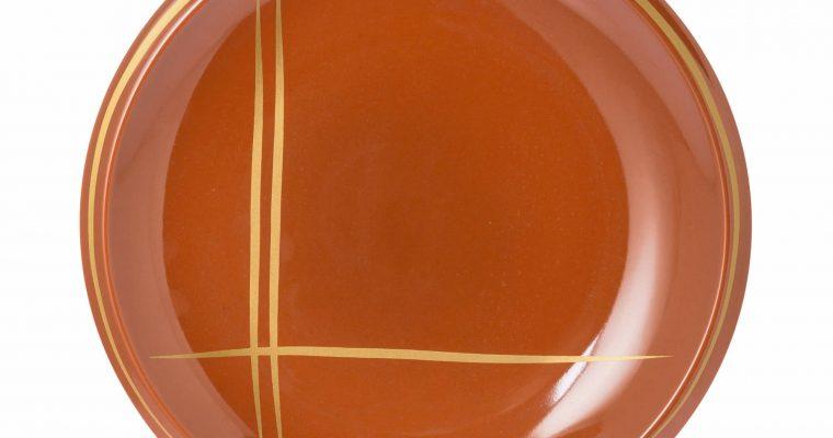 Riverdale ontbijtbord Suzie brique   403607-21   Riverdale