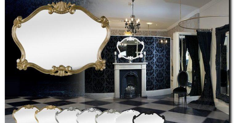 Spiegel in renaissance stijl Giorgina | Barokspiegel.nl