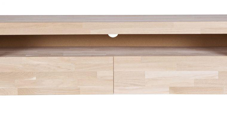 WOOOD Tv-meubel 'Mats' eiken, 150cm   8714713040599